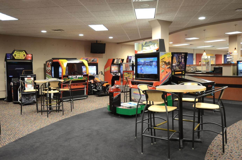 Dakotah Bowling Arcade